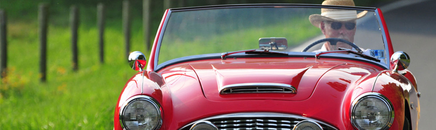 California Classic Car Insurance coverage